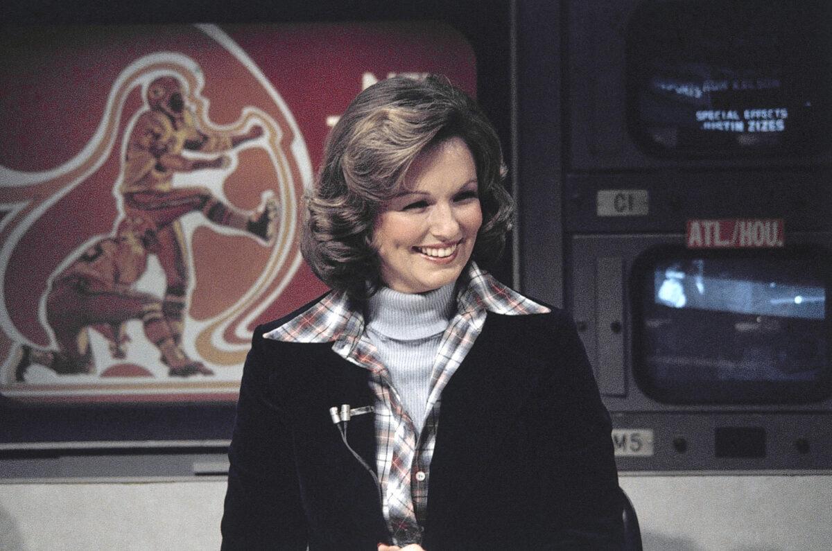 Phyllis George, female sportscasting pioneer, dead at 70