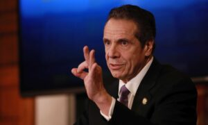 The Weird Andrew Cuomo Boomlet