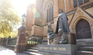 Recent Attacks on the Christian Foundations of Australia