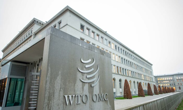 China Drops Landmark WTO Dispute Against EU
