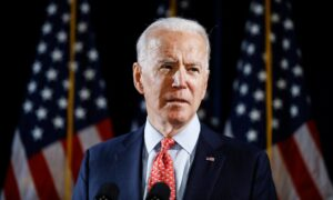 Biden Vowing to Rip up Keystone XL Approvals If He Wins White House