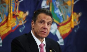 Gov. Cuomo Says NY CCP Virus Hospitalizations, Death Toll Increased Over 24 Hours