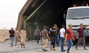 Libyan Forces Aligned With Tripoli Government Capture Key Air Base