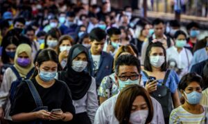 Chinese Netizens to CCP: 'We Can't Breathe Any Better Either'
