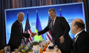 Biden's Ukraine (and China) Problems Will Never Go Away