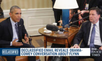 BREAKING: Declassified Email REVEALS Obama-Comey Conversation About Flynn