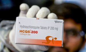 Taking Hydroxychloroquine 'Ultimately a Decision Between a Patient and Their Doctor:' FDA