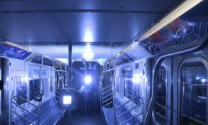 New York Subways Test Germicidal UV Light to Kill COVID-19