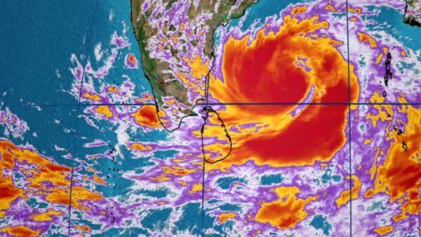 Super Cyclone Amphan, a powerful cyclone