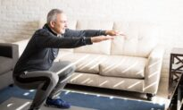 Exercise Ideas for Older Folks Stuck at Home