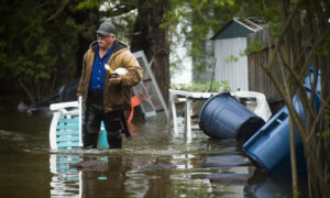 Flooding Hits Parts of Midwest, With Evacuations in Michigan