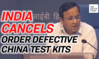 India Cancels COVID Test Kit Order From China Over Quality Issue