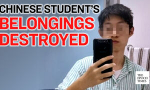 Chinese Student Future Ruined After Traveling Back to China