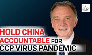 Canadian Senator- the Pandemic Creates a Series of Calls on China's Accountability