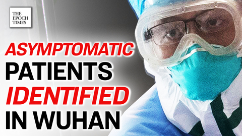 Asymptomatic Patients Identified in Various Wuhan Communities