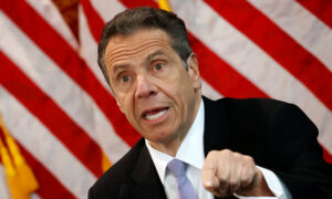 Cuomo Blames Trump for Order Forcing Nursing Homes to Take COVID-19 Patients