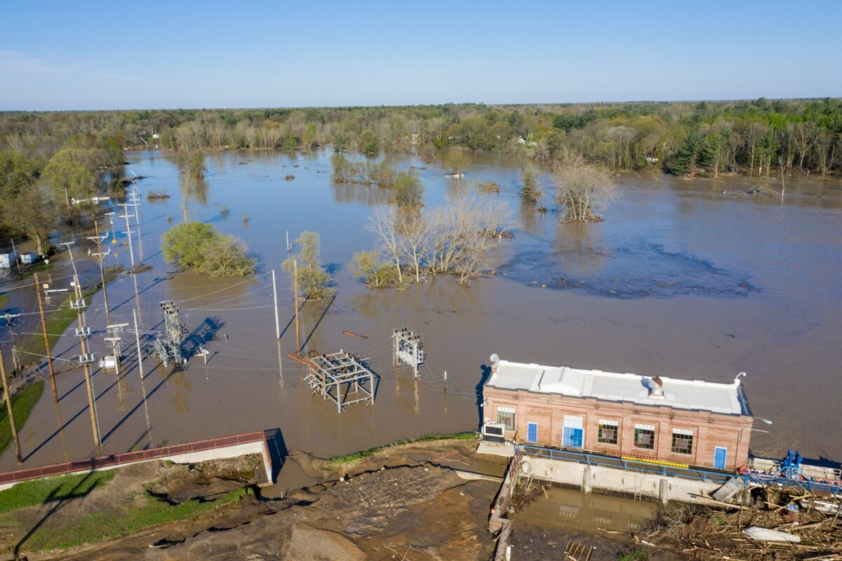 dam-flooding