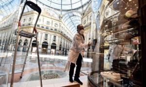 Global Business Downturn Shows Signs of Easing as Lockdowns Loosen