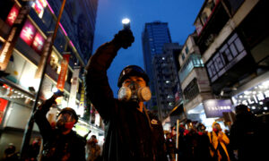 China Plans National Security Laws for Hong Kong After Last Year's Unrest: Sources