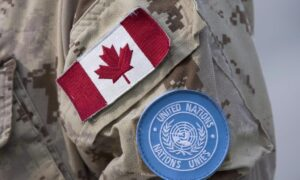 Canada's Peacekeeping Hits Lowest Level Since at Least 1956