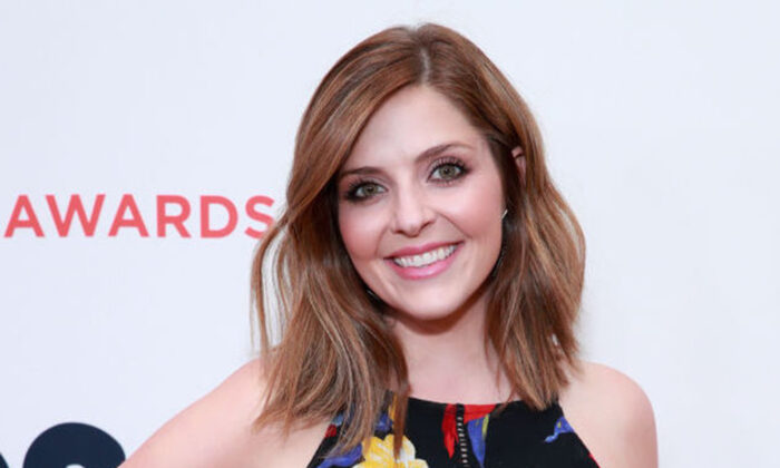 Jen Lilley attends the Step Up Inspiration Awards at the Beverly Wilshire Four Seasons Hotel on May 31, 2019, in Beverly Hills, Calif. (Rich Fury/Getty Images)