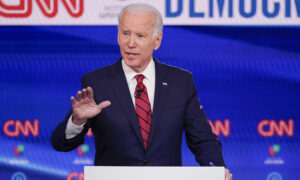 Biden: If You Pick Trump Over Me, Then 'You Ain't Black'