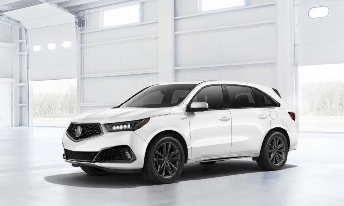 2020 Acura MDX. (Courtesy of Acura)