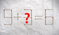 Matchstick Math Challenge: Can You Solve the Equation by Moving Only One Matchstick?