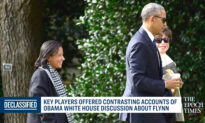 Key Players Tell Different Stories of Obama White House Discussion About Flynn