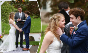 'God Wants You Guys Together': Teen With Terminal Cancer With Months to Live Marries High School Sweetheart