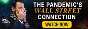 The Pandemic's Wall Street Connection