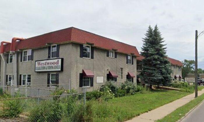 Westwood Nursing Center in Detroit, Mich. (Google Maps)