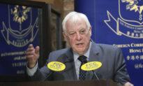 EU Parliament Must Reject China Investment Pact Following Hong Kong Mass Arrests: Patten