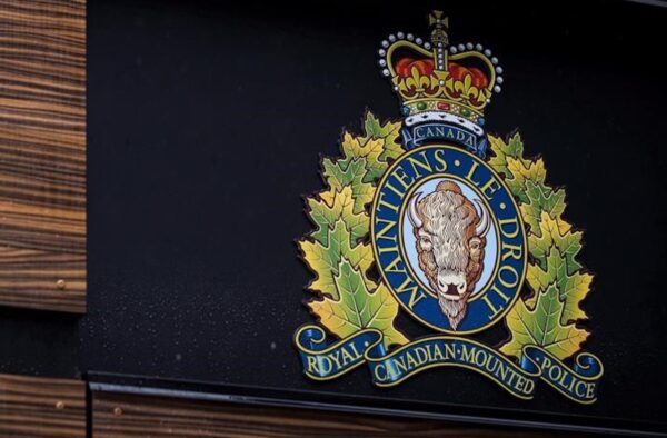 The RCMP logo