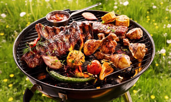 Grilled meat is a summer favorite but it comes with specific health risks. (Stock Creations/Shutterstock)