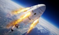 NASA's Capsule Launch Goes 'Back to the Future'
