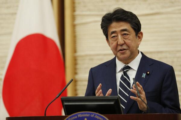 Japans-Prime-Minister-Shinzo-Abe