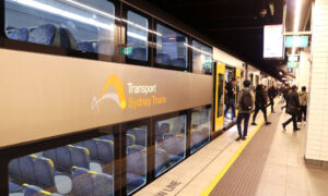 NSW Premier 'Pleased' With Transport Use