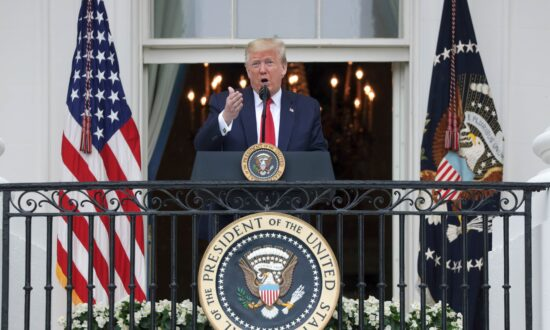 Trump Defends Taking Hydroxychloroquine