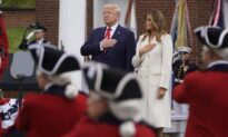 President Trump Visits Arlington Cemetery, Fort McHenry for Memorial Day