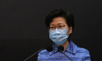 Hong Kong Leader Defends Beijing's 'National Security' Law