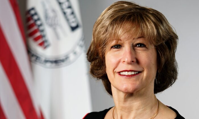Bonnie Glick, deputy administrator of the U.S. Agency for International Development. (U.S. Agency for International Development)