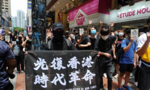 Hong Kong Protesters Preparing to Take Their Fight to City's Legislative Building