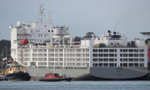 12 Positive COVID-19 Cases on WA Ship