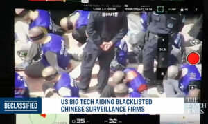 How Big Tech is Aiding Blacklisted Chinese Surveillance Firms