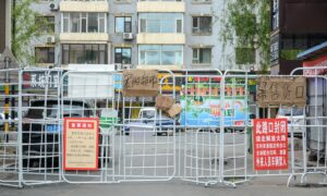 Chinese City Facing Food Crisis After Authorities Impose Hard COVID-19 Lockdown