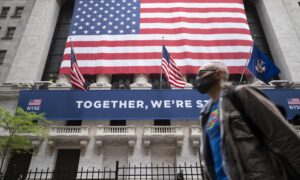 New York Stock Exchange Reopens Trading Floor