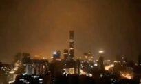 Sky Turns Dark in Beijing as Chinese Regime Convenes for Annual Political Meeting
