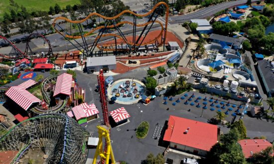 Six Flags to Reopen First Theme Park on June 5