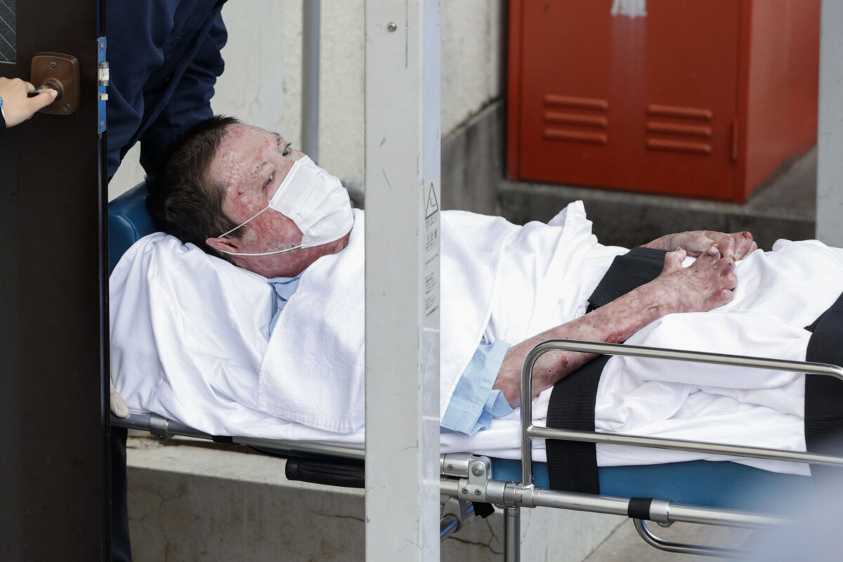 Japan Police Arrest Man in Kyoto Anime Arson...